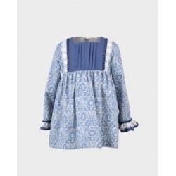 Vestido niña pequeño-LOI-1010121406-La Ormiga