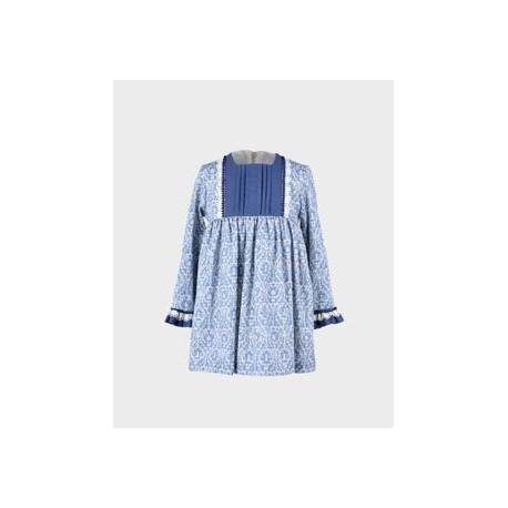 LOI-1010121410 La Ormiga ropa infnatil al por mayor Vestido