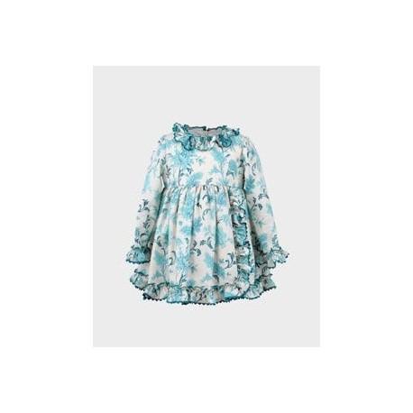 LOI-1010151005 La Ormiga ropa infnatil al por mayor Vestido bb