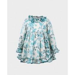 LOI-1010151006 La Ormiga ropa infnatil al por mayor Vestido