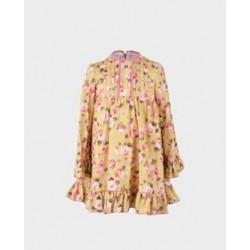 LOI-1010172010 La Ormiga ropa infnatil al por mayor Vestido