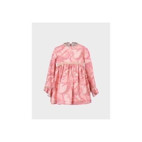 LOI-1010200706 La Ormiga ropa infnatil al por mayor Vestido