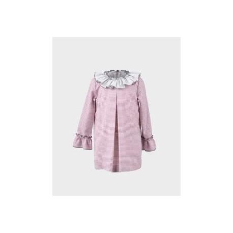 LOI-1010263005 La Ormiga ropa infnatil al por mayor Vestido bb