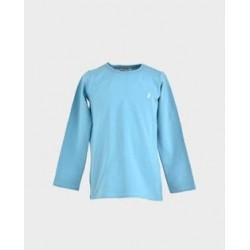 Camiseta basica verde-LOI-1011072605-La Ormiga