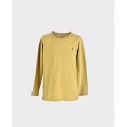 Camiseta basica mostaza-LOI-1011074605-La Ormiga