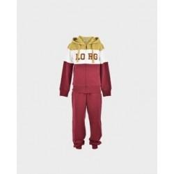 Chandal niño burdeos lorg-LOI-1011214801-La Ormiga