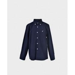 Camisa niño marino col. 11,12-LOI-1012060601-La Ormiga