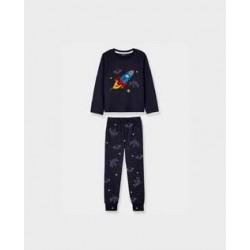 Pijama niño cochete-LOI-1017120601-La Ormiga