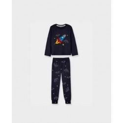 LOI-1017120601 La Ormiga ropa infnatil al por mayor Pijama