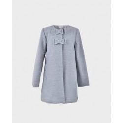 Abrigo mouflon niña gris-LOI-1017602901-La Ormiga