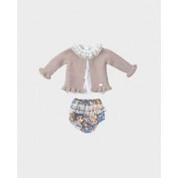 LOI-1018251501 La Ormiga ropa infnatil al por mayor Conjunto 3
