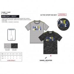 TMBB-DHRH1047 proveedor ropa niños y niñas Camiseta manga