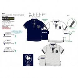 Polo mc 100% algodón-SCFI-ER1029-FFR almacen mayorista de ropa