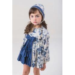 Vestido niña pequeño-LOI-1010010606-La Ormiga