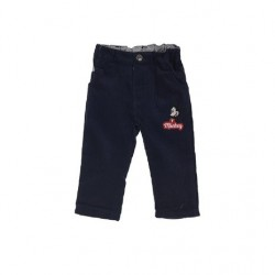 Pantalón chandal 65% pe / 35% algodón MINNIE Bebe niña