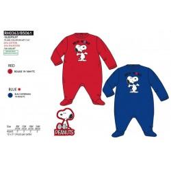 TMBB-RH0363 Comprar ropa al por mayor Pijama tipo pelele Snoopy