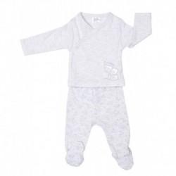 TMBB-192 80008 11 venta al por mayor de ropa bebe Cjto. jubón