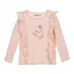 Comprar ropa de niño online Camiseta manga larga detalle