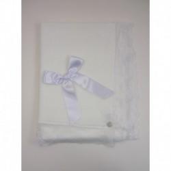 PBI-2070-Blanco fabricantes de ropa de bebe gorros y bufandas