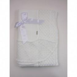 PBI-2079-Blanco fabricantes de ropa de bebe gorros y bufandas