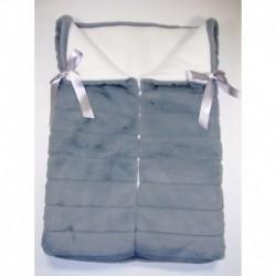 PBI-2085-Gris fabricantes de ropa de bebe gorros y bufandas