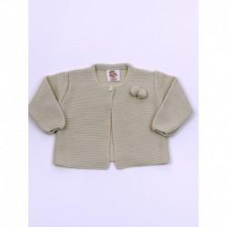 PBI-6151-Arena fabricantes de ropa de bebe Chaqueta unisex