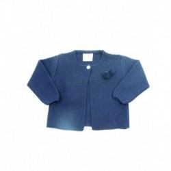 PBI-6151-Marino fabricantes de ropa de bebe Chaqueta unisex