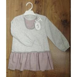 Vestido bebé niña - ALM-2095