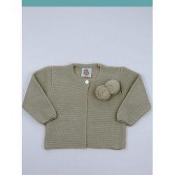 PBI-4141-Piedra fabricantes de ropa de bebe Chaqueta unisex