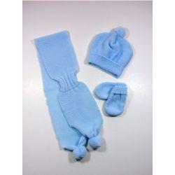 PBI-6183-Cielo fabricantes de ropa de bebe gorros y bfandas