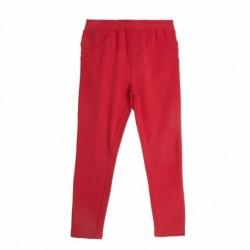 Pantalon jegging de punto elastico