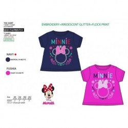 Camiseta mc 100%algodon-SCI-SE0174-MINNIE