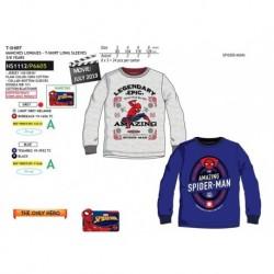 Camiseta ml 100%algodon-SCI-HS1112-SPIDERMAN