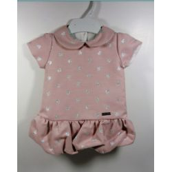 PBI-8159-Maquillaje fabricantes de ropa de bebe Vestido manga