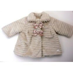 PBI-8167-Piedra fabricantes de ropa de bebe Abrigo pelo
