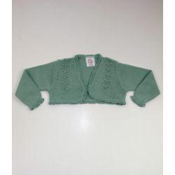 Chaq. niña vuelta comp. bodoques hombros-Primbaby-PBV-7155-Verde