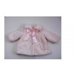 PBI-8168 fabricantes de ropa de bebe Abrigo pelo