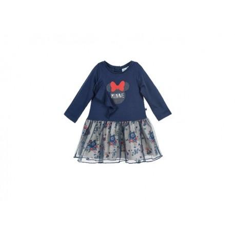 TMBB-HS0105 fabricantes de ropa de bebé Vestido manga larga