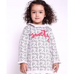 SMI-29104 fabricantes de ropa de bebé Vestido Manga Larga Bebe