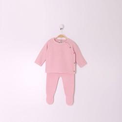Comprar ropa de niño online Conjunto Rec Nacido Color Rosa
