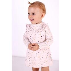 Vestido Ml Bebe Niña
