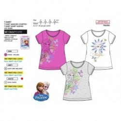 Camiseta mc 100%algodon-SCI-SE1363-FROZEN