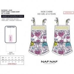 Mono naf naf - Naf Naf - NFV-NNSE1072WHITE almacen mayorista de