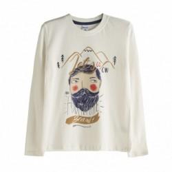 Camiseta leñador - Newness - KBI06422