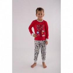 TAV-20117032 venta al por mayor de ropa bebe Pijama inf. niño