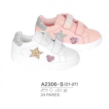 fabricantes de calzados al por mayor Bubble Bobble BBV-A2306-S
