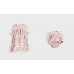 LOV-1020010705 La Ormiga ropa infnatil al por mayor Vestido