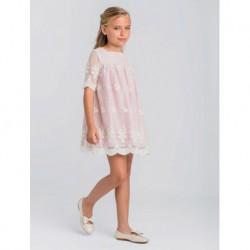 Vestido niña pequeño-LOV-1020010710-La Ormiga