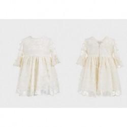 Vestido niña pequeño-LOV-1020020406-La Ormiga