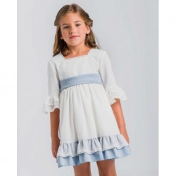 Vestido niña-LOV-1020030310-La Ormiga
